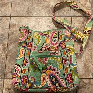 Vera Bradley Crossbody Tutti Frutti Collection
